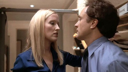 donna moss and josh lyman relationship trust