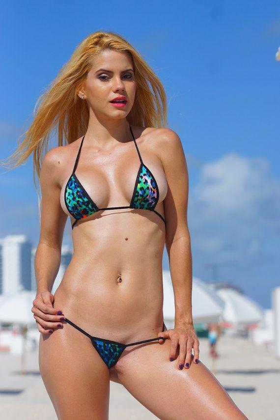 Micro minimal bikini
