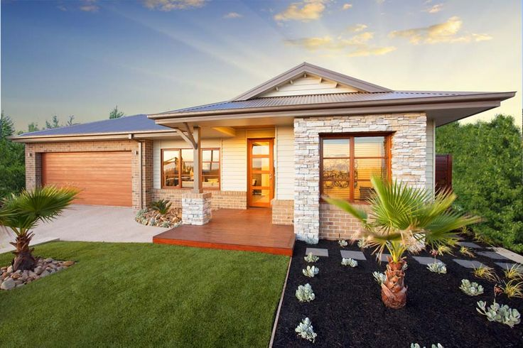 Simonds Home Designs: Como Kyoto Facade. Visit www.localbuilders.com.au/builders_victoria.htm to find your ideal home design in Victoria