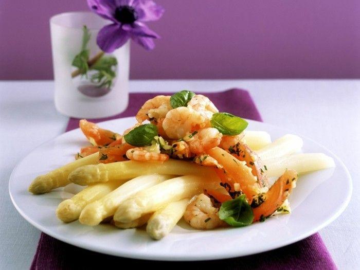 2917 besten essen rezepte bilder auf pinterest - Richtig spargel kochen ...