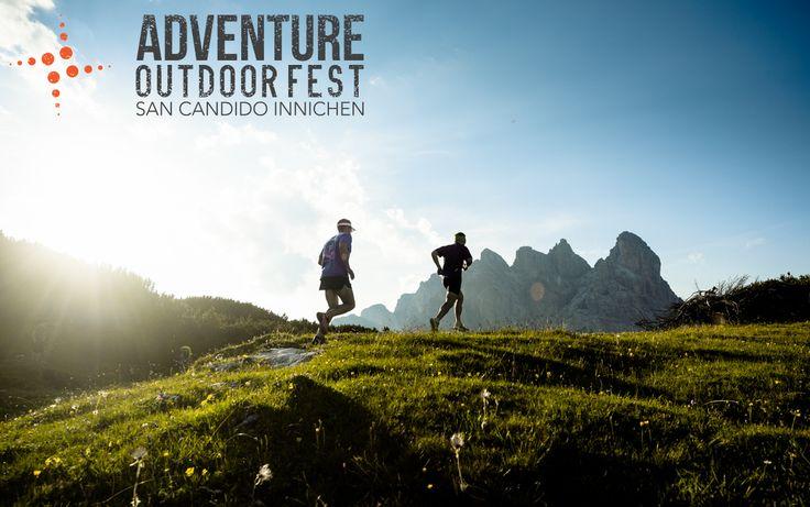 Trail Running @ Adventure Outdoor Fest  Photo by Alo Belluscio