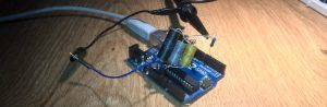 generating a sawtooth and a triangle wave signals from an arduino uno