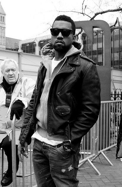 Kanye West - My kinda style