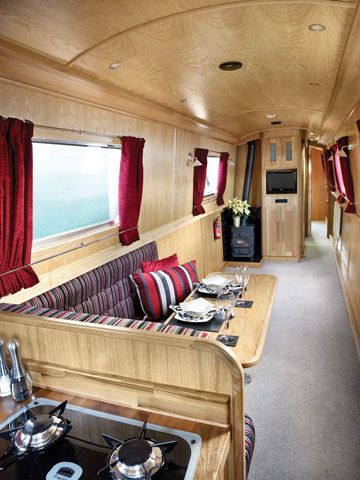 The New and Used Boat Company : New Boats - Narrowboat