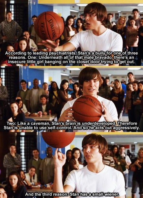 I love this movie with the same passion that I love Zac Efron.