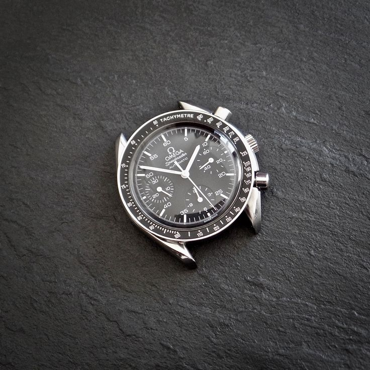 Although the OMEGA Speedmaster Reduced is a very nice watch, it is not a Moonwatch. Just like the Dark Side of the Moon is not a Moonwatch. Caliber 1141, based on ETA's 2890-A2 (the no-date version of the famous 2892-A2, also referred to as Omega cal.1120) chronograph module added to it. | eBay!