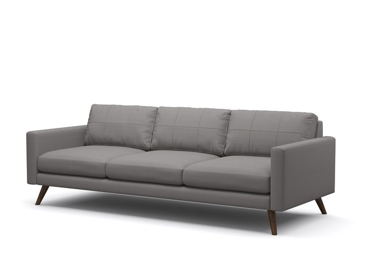 """Dane 96"""" Sofa - TrueModern™DIMENSIONS: OVERALL: W96"""" X H28'' SEAT HEIGHT: 17"""" SEAT DEPTH: 22"""" ARM WIDTH: 4"""" ARM HEIGHT: 23.5"""" FABRIC: 100% POLYESTER (50,000 RUB COUNT!)"""