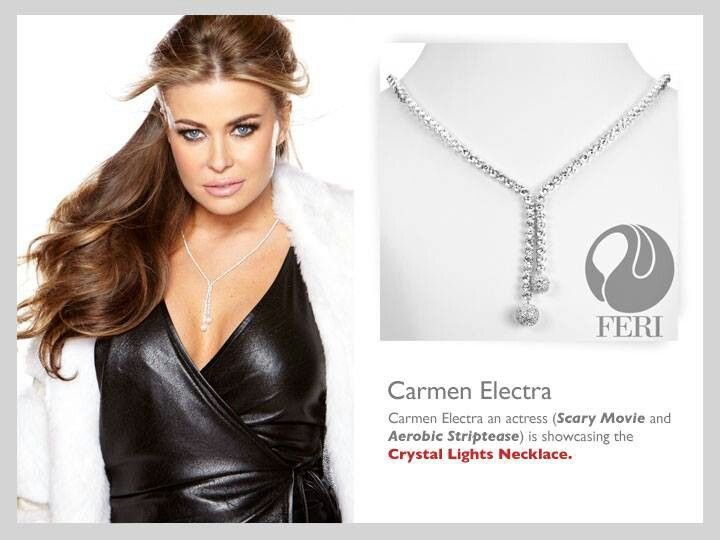 Ms. Carmen Electra and FERI