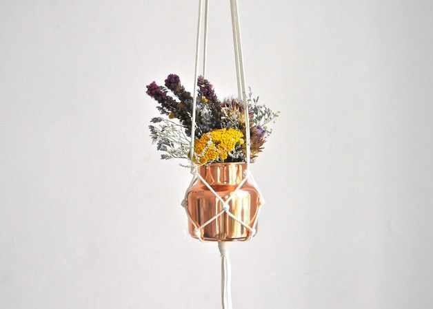 60 best Makramee images on Pinterest Cool ideas, Craft and Knot - moderne wandbilder für wohnzimmer
