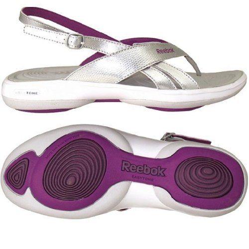 Reebok Easytone Craze Ladies Sandal (Pure Silver) Reebok, http://www.amazon.co.uk/dp/B004QP2A1W/ref=cm_sw_r_pi_dp_pee2rb047J342