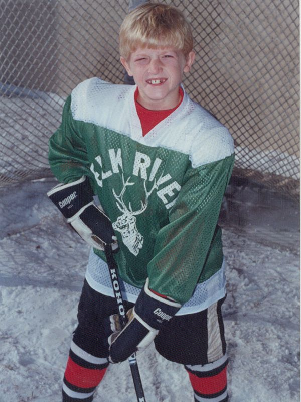 Throwback Thursday: Pens as Kids | When they were young ...