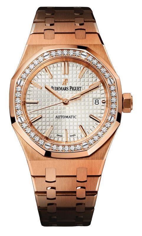 Audemars Piguet Royal Oak Automatic 37mm Women's Watch