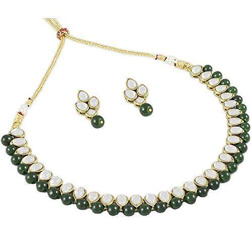 Green Pearls Bollywood Designer Gold Plated Beautiful Kun... https://www.amazon.com/dp/B01MS8OKMU/ref=cm_sw_r_pi_dp_x_wEYHybKXB8H54