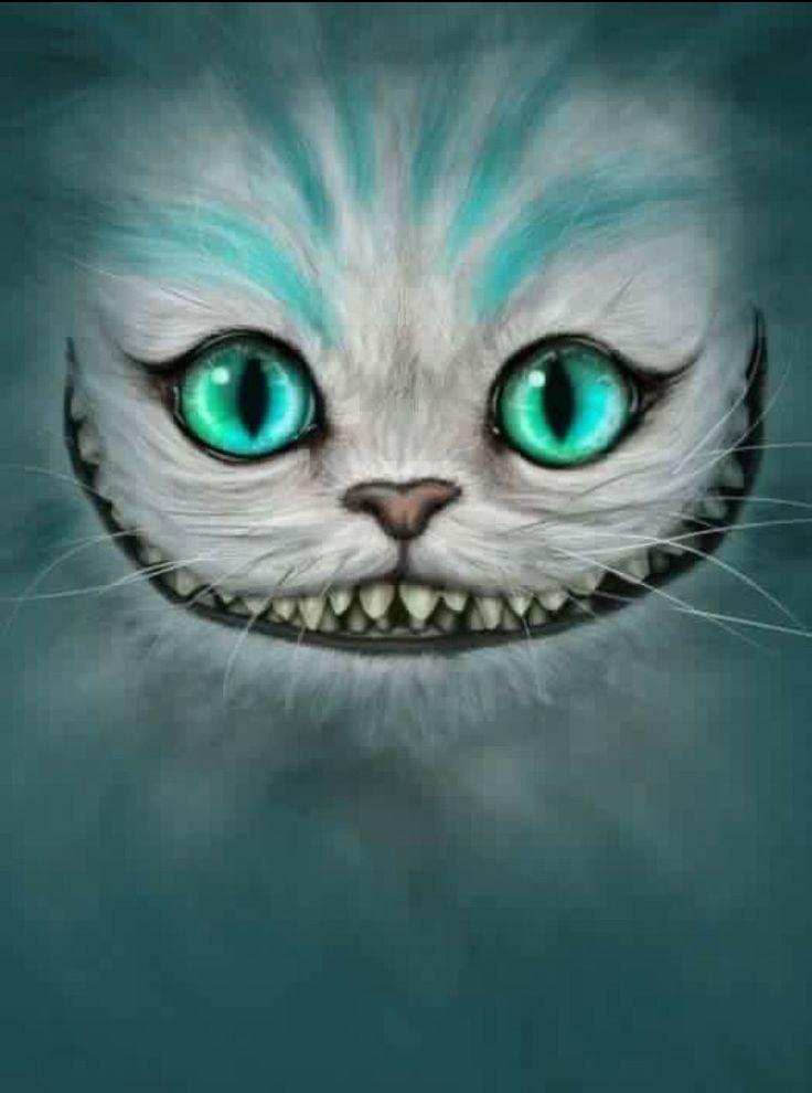 Gato de Cheshire | Disney | Cheshire cat, Alice e Alice in ...