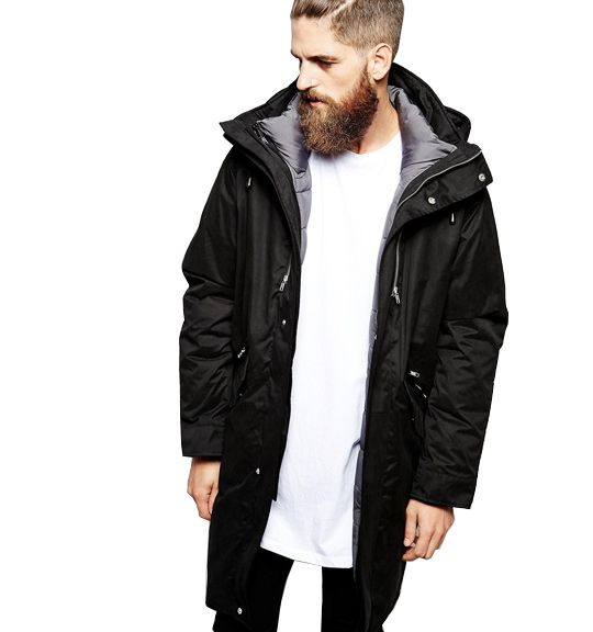 45 best Mens Trend F/W 14 - Parkas images on Pinterest | Best ...
