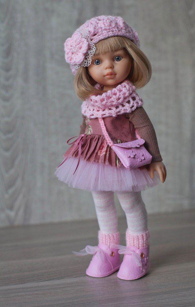 Конкурс 2016. Номинация № 3. Моя коллекция.   Испанские куклы Paola Reina   VK