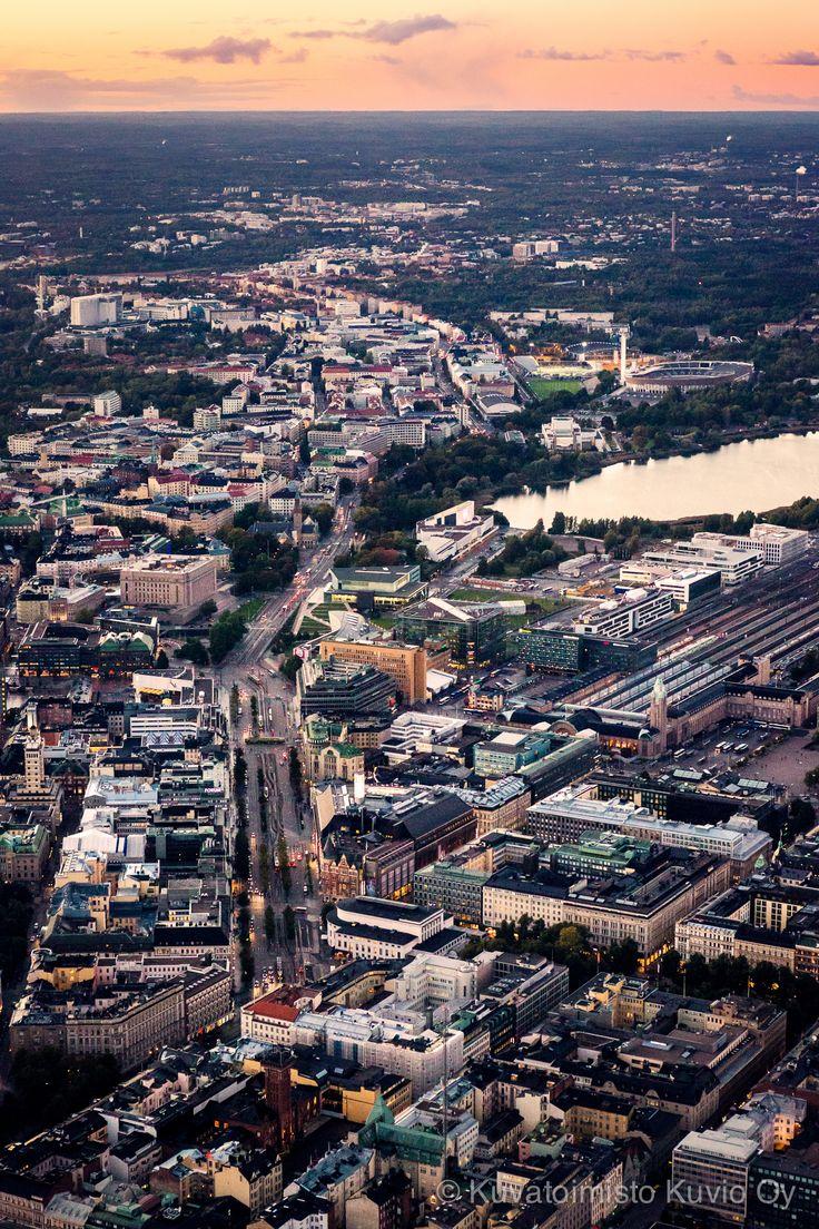 Downtown Helsinki (2013)