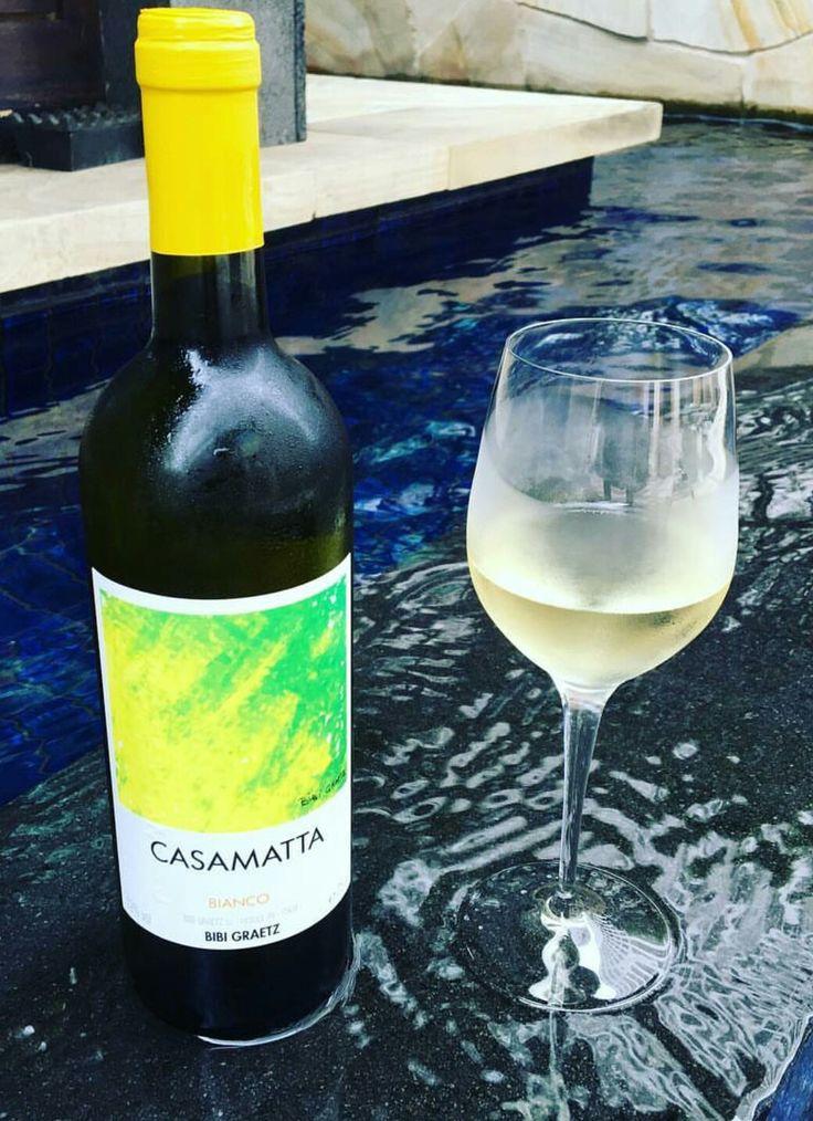 WINE; NV Bibi Graetz Casamatta Bianco, Toscana, Italy #bibigraetz #whitewine #wine