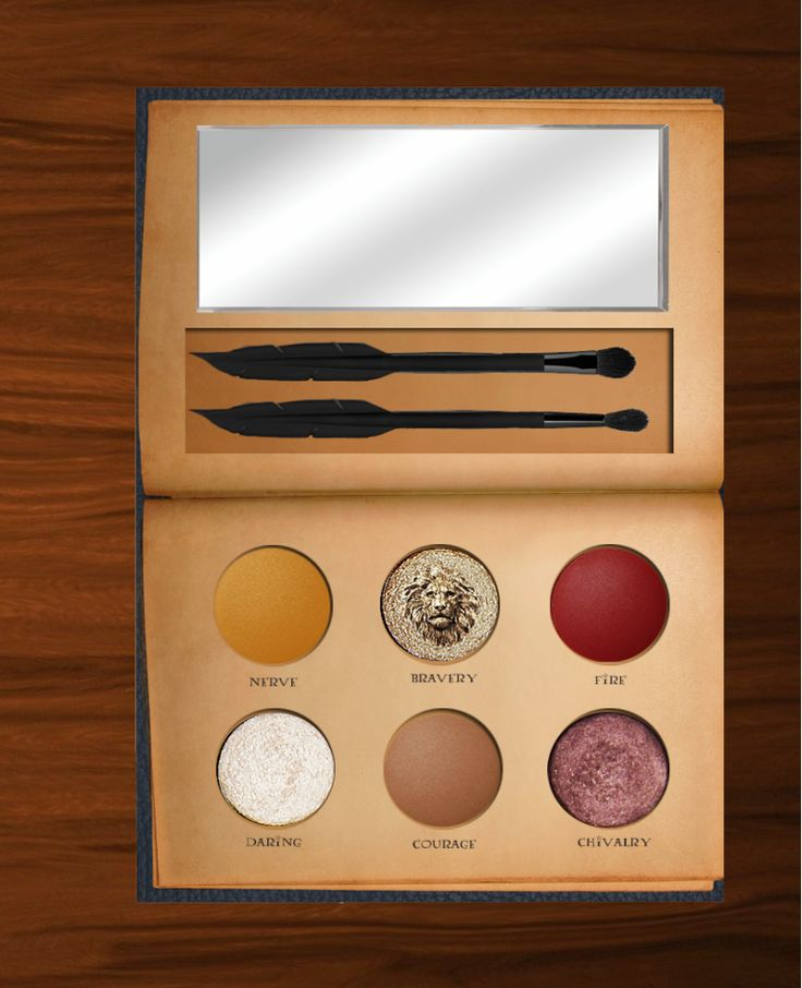 "The Internet Is Breaking Over These Epic ""Harry Potter"" Makeup Palettes   - Seventeen.com"