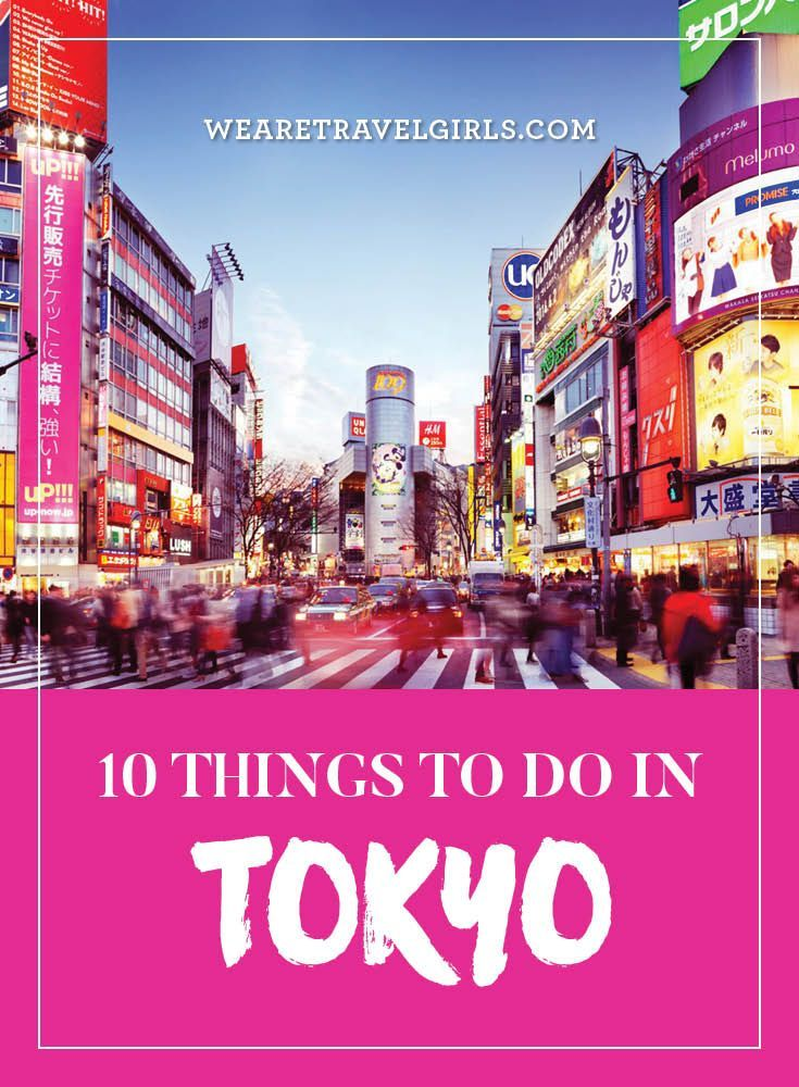 10 THINGS YOU MUST DO IN TOKYO After spending my first week in Tokyo, Japan's capital, I instantly added it to my list of the most incredible cities in the world! Tokyo is a rare place where as a westerner, absolutely everything feels completely foreign, and yet it's somehow easy to be there. Tokyo is one of the biggest cities in the world, and with so many things to see and do, it can be a bit overwhelming. I was lucky on my first trip to have friends who gave me recommendations, so I…