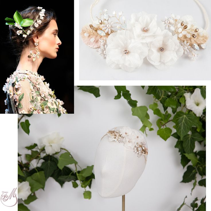 Our work is every girl's dream: creating beautiful #accessories with our very own hands, in order to make women feel beautiful on their special days. #limitededition #capsulecollection #bridal #bridaladornmensts #mbridal
