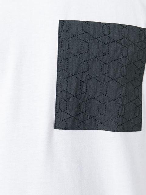 Comprar Wooyoungmi camiseta con bolsillo de parche en Jean Pierre Bua from the world's best independent boutiques at farfetch.com. Descubre 400 boutiques en 1 sola dirección.