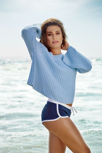 "lea-michele-blog: "" ""Lea Michele for Shape Magazine, November 2016 [source 2 