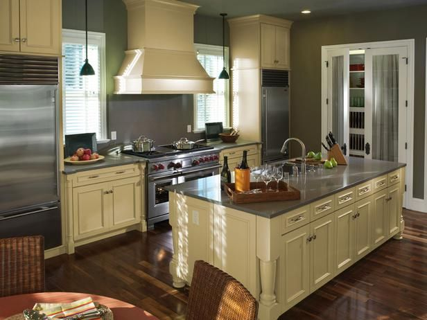 single wall kitchens google search - Single Wall Home Design