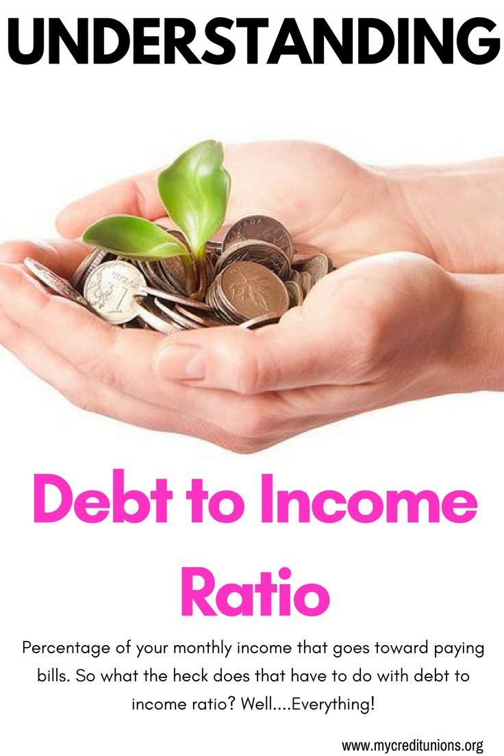 Debt to Income Ratio | DTI Debt to Income Ratio is the percentage of your monthly income that goes toward paying debts. So what the heck does that have to do with debt to income ratio? Well....Everything!  Debt to income ratio is the key indicator for you