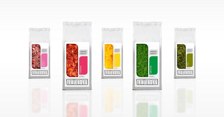 TeaLeaves | k2o Creative Studio #csomagolástervezés #packagedesign  #package #csomagolás