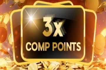 Online casino comp points