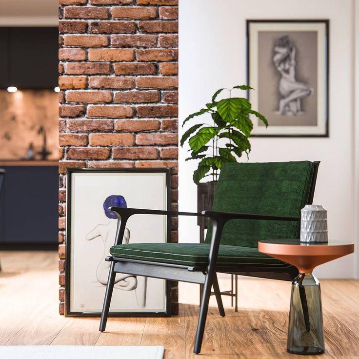 Drie stijlen, één jaloersmakend mooi appartement. Het interieur van dit industriële pand in Londen is een cocktail van de moderne en botanische stijl.