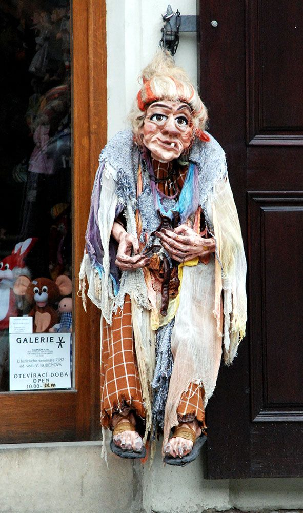 The Czech Republic has a long history of puppetry and marionettes and have been a part of Czech tradition since the middle of the 18th century. These are hand carved puppets and usually made of lime wood. In Prague, you will find them in the narrow streets leading to the Astronomical Clock from Charles Bridge where a number of small shops with puppets hanging outside are located. These have an incredible variety of marionettes in different sizes and figures. The older ones - particularly…