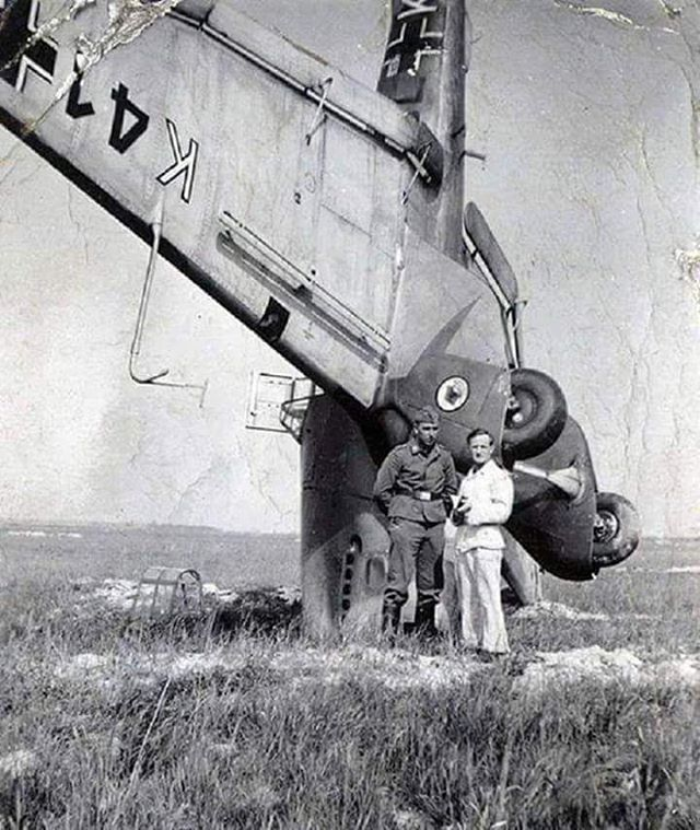 Stuka headstand. ___________________________________ #germans #germany #germania #german #deutsh #deutscland #worldwar #worldwar2 #ww2 #wwii #secondww #worldwartwo #soldier #soldiers #paratroopers #fallschirmjäger #stormtrooper #followme #follow #like4like #likes #militarylife #military #mg #guns #gun #gunner #guard