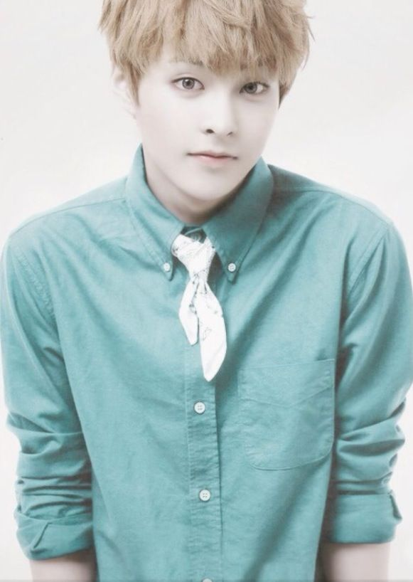 I'm spamming all about Xiumin today! Happyyyy Birthdayyyyy!