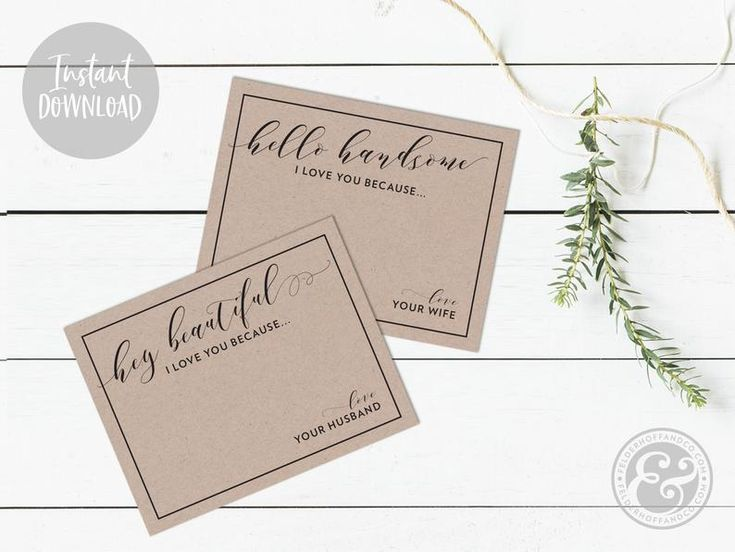 Hello Handsome Hubsand To Be Wedding Day Card