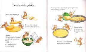 Resultado de imagen para galette de rois recette