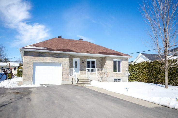 Maison de plain-pied à vendre 813 Rue St-Denis Mercier (Rive-Sud), Montréal-Rive-Sud