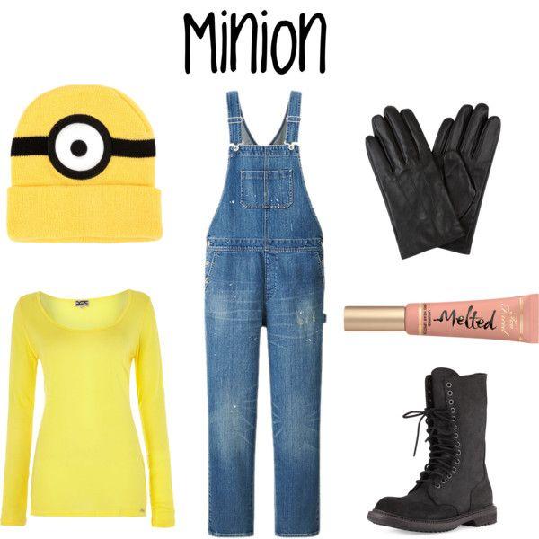 #adult #costume #minion