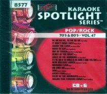Sound Choice Karaoke 70's & 80's Vol. 47  By Karaoke Various Artists See Now: Ellen's Cassette and Video Corner From $119.60