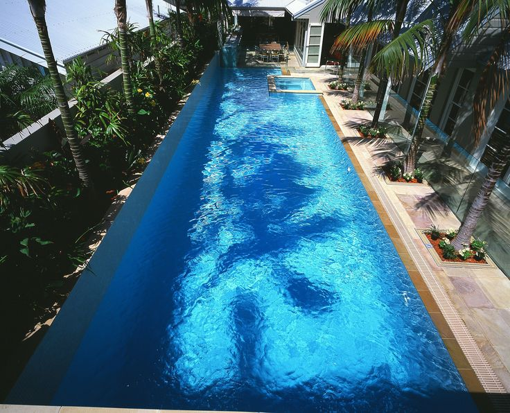 New Pool Trends Emerging in the New Year Each new year brings with it new trends.  So, what's hot in swimming pool design trends for 2017?  Here Blue Haven Pools looks at what's hot for the year ahead… Tanning ledges  While this trend was popular throughout 2016,
