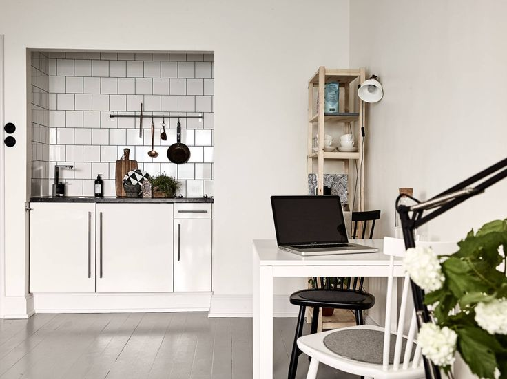 #kitchenette #smallplaces #layout #interiordesign. Scandinavian Interior  DesignSmall PlacesApartment ...