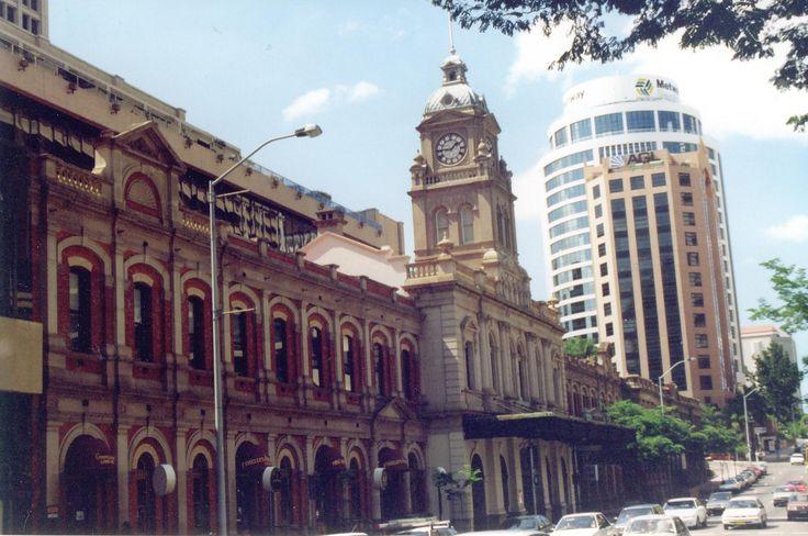 Central Railway Station, Brisbane