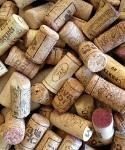 recycled wine corks for crafting 100 for 9.99