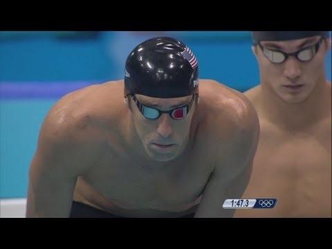 Swimming Men's 4 x 100m Medley Relay Final Full Replay - London 2012 Olympic Games