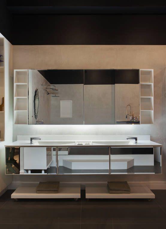 BainArt Luxe Lojas Imoveis Comerciais Modernos Por Studio DLux
