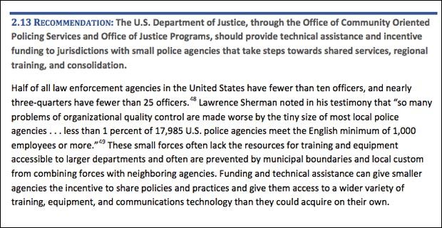 """Obama to Expand Federal Control Over State, Local Police Like Common Core, DOJ to develop """"standards"""" for state and local agencies   And the real question is way."""