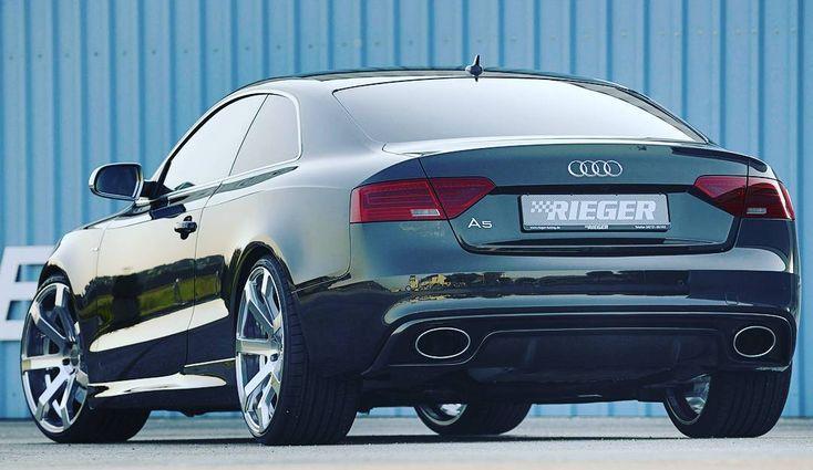 Audi A5  #rieger #audis5coupe #audifans #audis5 #audia5sline #s5 #audia5fanclub #hypercars #audia5coupe #audia5 #carmania #carmaniac #cars #stuning #tuning #tuningcar #turbo #turbos #sportcars #turbocar #turbocharged #supercharge #european #europeancar #concavewheels