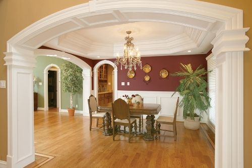 Customizing Your New Home Home Arches And New Homes