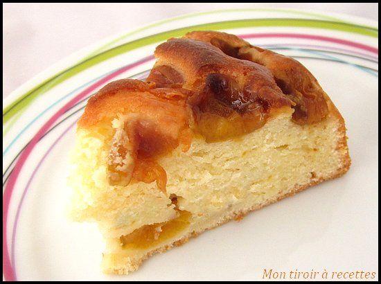 gâteau mirabelles